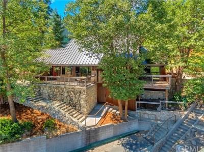 Lake Arrowhead Single Family Home For Sale: 28849 Palisades