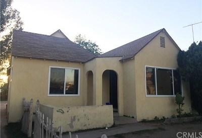 Rialto Multi Family Home For Sale: 346 N Clifford Avenue