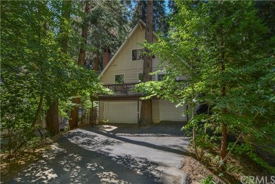 Lake Arrowhead Single Family Home For Sale: 427 Cottage Grove Road