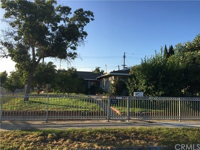 Pomona Single Family Home For Sale: 853 E La Verne Avenue