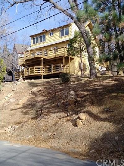 Lake Arrowhead Single Family Home For Sale: 1471 Sequoia Drive