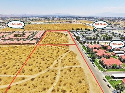 Victorville Residential Lots & Land For Sale: Begonia