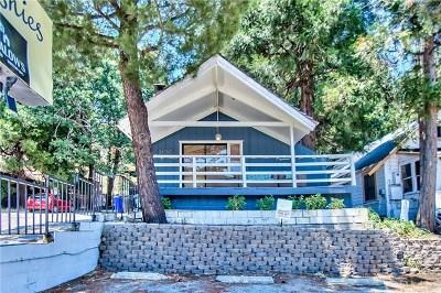 Crestline Multi Family Home For Sale: 24050 Lake Drive