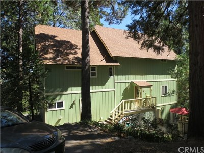 Rimforest Single Family Home For Sale: 27282 Bernina Drive