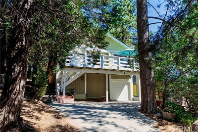 Lake Arrowhead Single Family Home For Sale: 27464 Meadow Drive