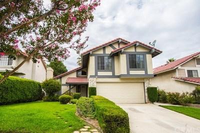 Redlands Single Family Home For Sale: 233 Westpark Lane