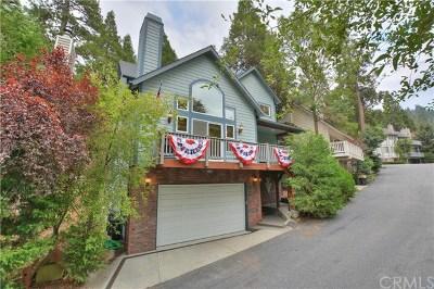 Lake Arrowhead Single Family Home For Sale: 265 Garden Drive