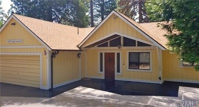 Twin Peaks Single Family Home For Sale: 26625 Lake Forest Drive