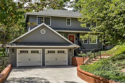 Lake Arrowhead Single Family Home For Sale: 26461 Hillcrest Lane