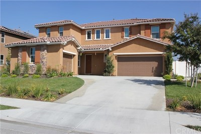 Redlands Single Family Home For Sale: 1568 Patterson Ranch Road