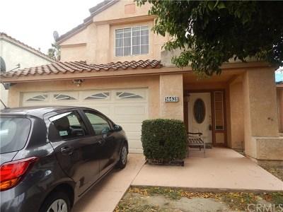 Fontana Single Family Home For Sale: 14431 Shadow Drive