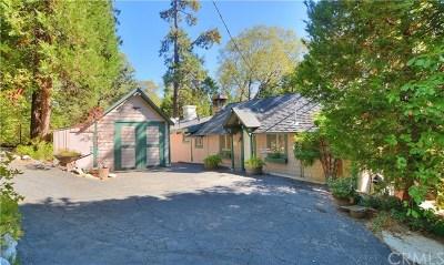 Lake Arrowhead Single Family Home For Sale: 517 Burnt Mill Road