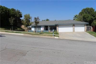 Colton Single Family Home For Sale: 275 Loma Roja