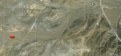 Barstow Residential Lots & Land For Sale: Wheeler Road
