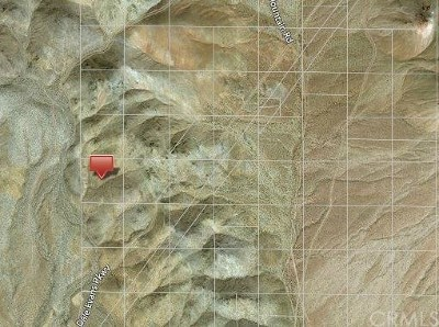 Barstow Residential Lots & Land For Sale: Boulder Road