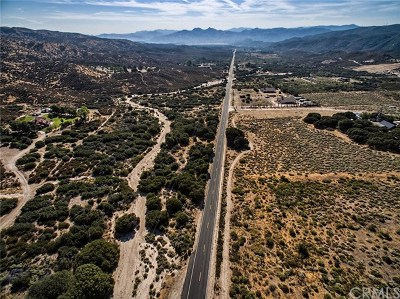 Hesperia Residential Lots & Land For Sale: Highway 138