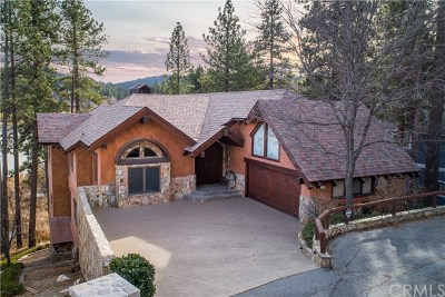 Lake Arrowhead Single Family Home For Sale: 759 Brentwood Drive