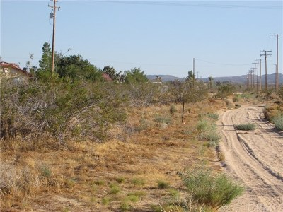 Phelan Residential Lots & Land For Sale: Sonora Road