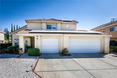 Redlands Single Family Home For Sale: 1808 Cave Street