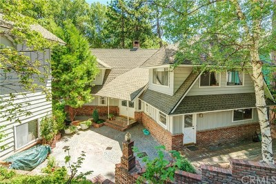 Lake Arrowhead Single Family Home For Sale: 27597 West Shore Road