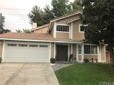 Redlands Single Family Home For Sale: 1246 Country Place
