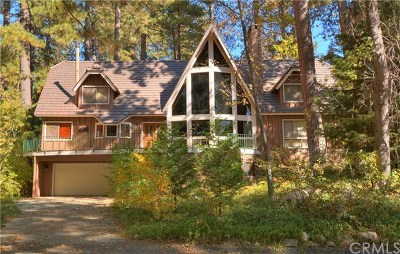 Lake Arrowhead Single Family Home For Sale: 399 Giant Oak Circle