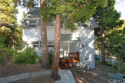 Lake Arrowhead Single Family Home For Sale: 301 Walnut Drive