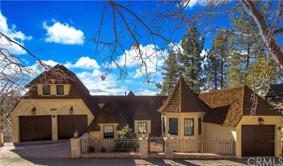 Lake Arrowhead Single Family Home For Sale: 28087 North Shore Road