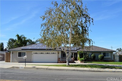 Yucaipa Single Family Home For Sale: 12918 4th Street