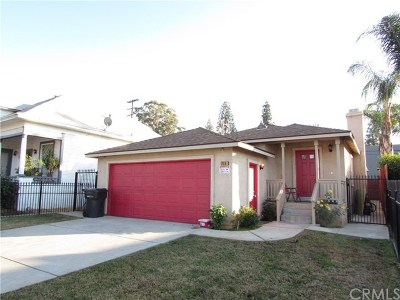 Redlands Single Family Home For Sale: 716 E State Street