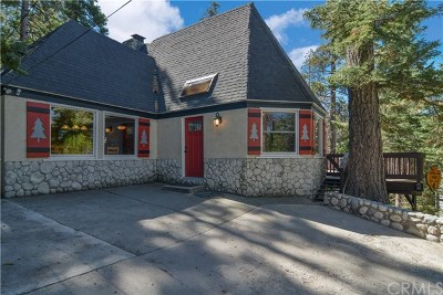 Lake Arrowhead Single Family Home For Sale: 258 Green Leaf Lane