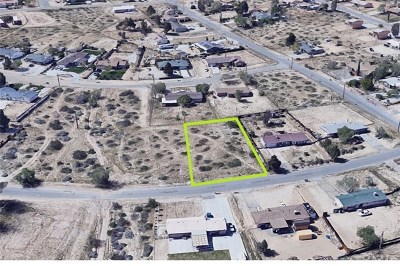Victorville Residential Lots & Land For Sale: N Culver Road