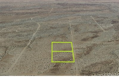 Helendale Residential Lots & Land For Sale: Yucca Trail
