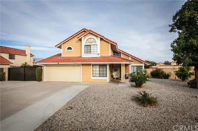 Redlands Single Family Home For Sale: 1700 Deanna Way