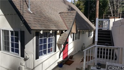 Lake Arrowhead Single Family Home For Sale: 126 State Hwy