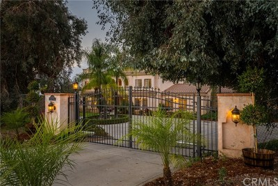 Redlands Single Family Home For Sale: 31250 Highland Avenue