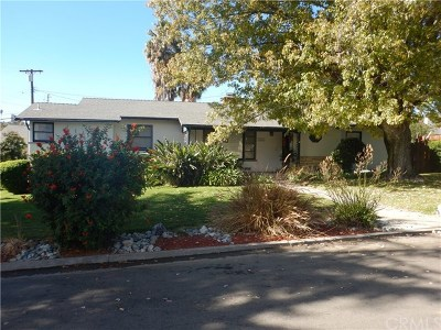 Yucaipa Single Family Home For Sale: 12406 Ridgewood Drive