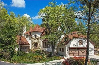 Lake Arrowhead Single Family Home For Sale: 28755 N Shore Road