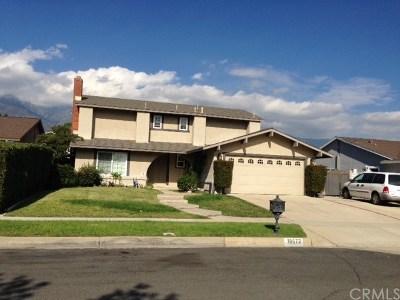 Rancho Cucamonga Single Family Home For Sale: 10672 Taupe Street