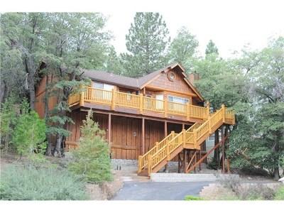 Blue Jay, Cedarpines Park, Crestline, Lake Arrowhead, Running Springs Area, Twin Peaks, Big Bear, Rimforest, Cedar Glen, Arrowbear Single Family Home For Sale: 487 Villa Grove Avenue