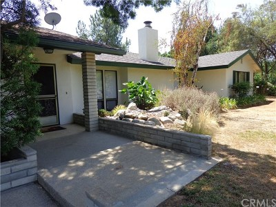 Redlands Single Family Home For Sale: 12703 Valley View Lane