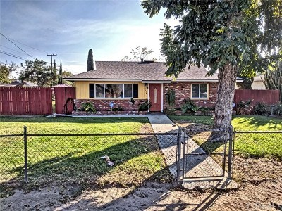 Highland Single Family Home For Sale: 26345 Cypress Street