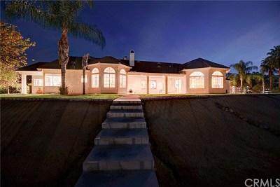 Riverside Single Family Home For Sale: 14350 Citrus Park Circle