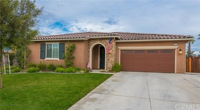 Beaumont Single Family Home For Sale: 1294 Burgundy Rose