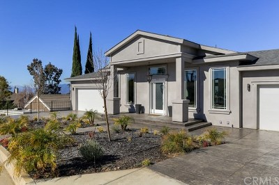 Redlands Single Family Home For Sale: 611 E Sunset Drive N