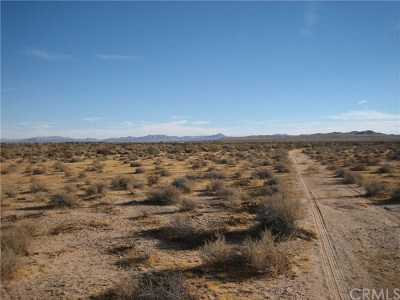 Adelanto CA Residential Lots & Land For Sale: $30,000