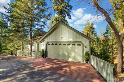 Lake Arrowhead Single Family Home For Sale: 200 Massive Road
