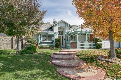 Yucaipa Single Family Home Active Under Contract: 10511 Old Oak Road