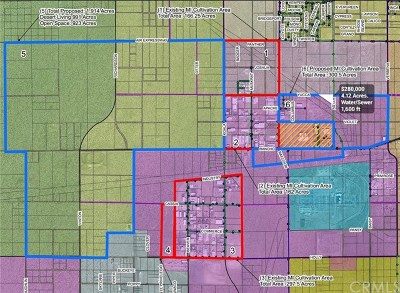 Adelanto Residential Lots & Land For Sale: Aster