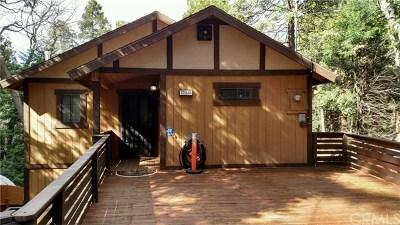 Crestline Single Family Home For Sale: 23640 Scenic Drive